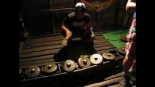 Playing Sabahan Traditional music