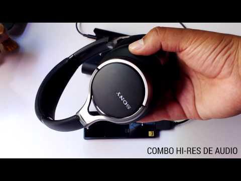 Hi Res Audio: Sony Walkman NWZ A17 y Amplificador Sony PHA - 3