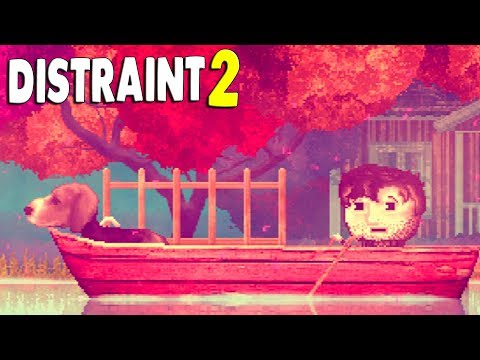 DISTRAINT 2 Ep. 04 - FISHING SIMULATOR...? Great! | Distraint 2 Gameplay