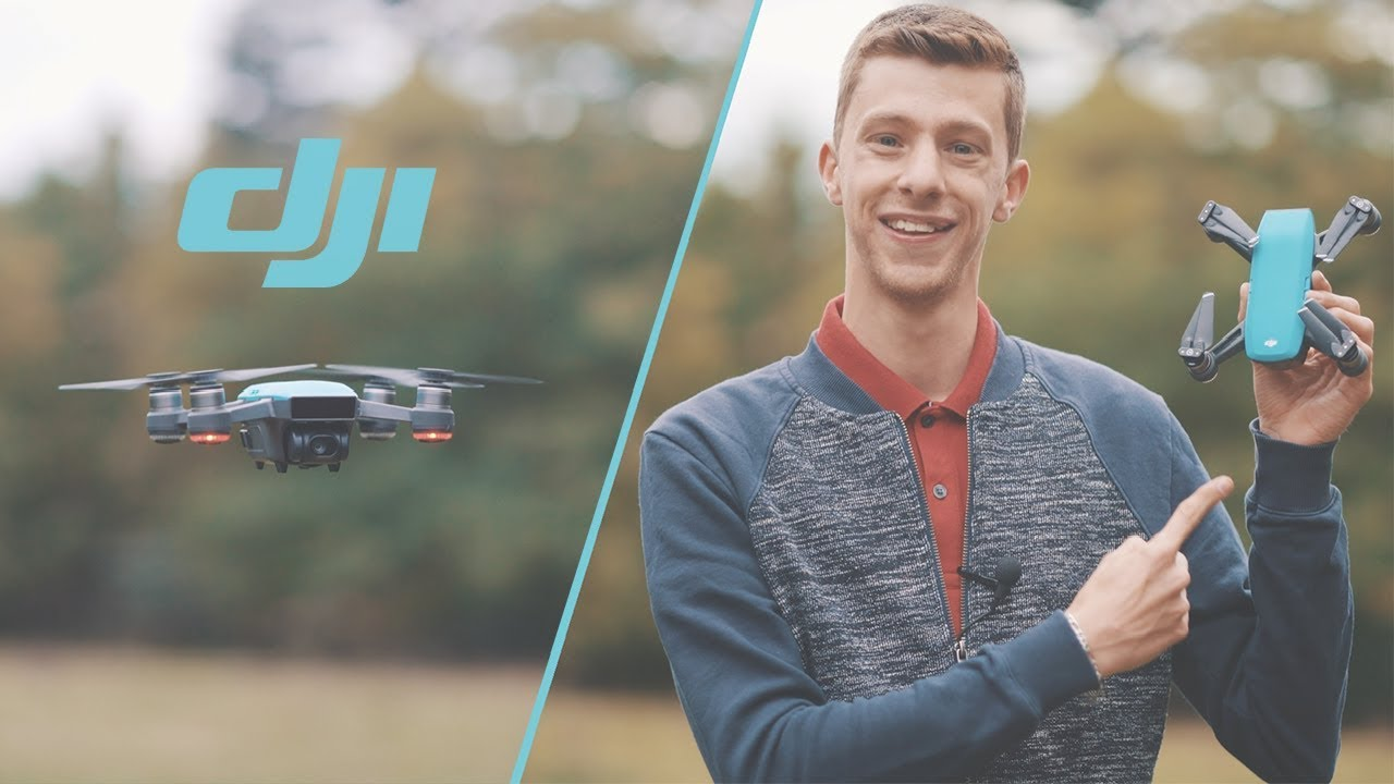 Plan De Travail Fly Test Du Dji Spark Le Drone Le Plus Intelligent