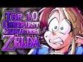 Top 10 Creepiest Characters in the Zelda Series!