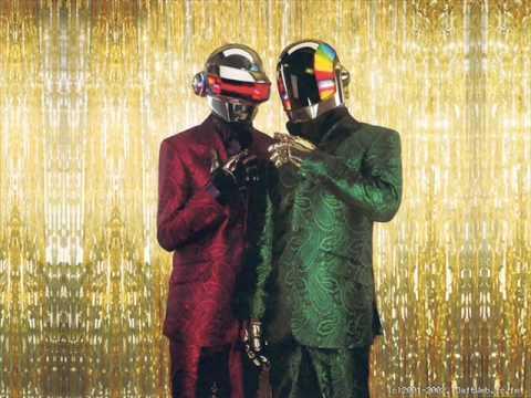 Daft Punk-Da Funk Backwards