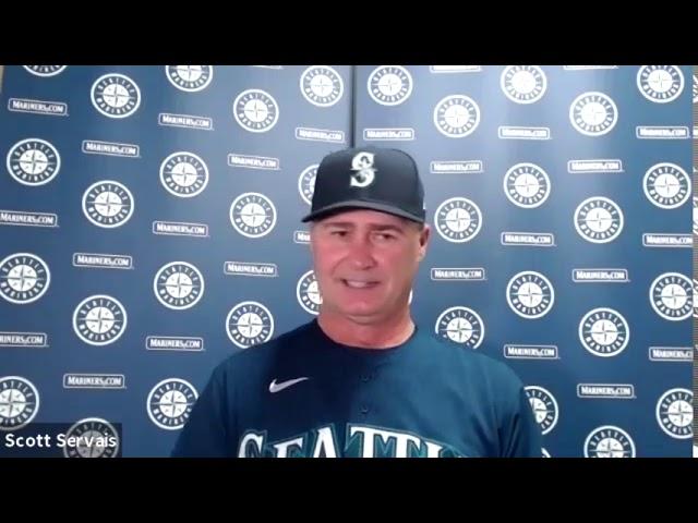 Scott Servais on San Diego Win 2020-08-26
