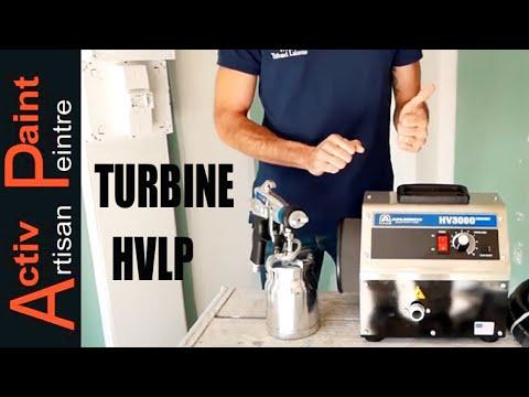 pistolet peinture professionnelle turbine hvlp airlessco hv3000 pistolet peinture basse pression