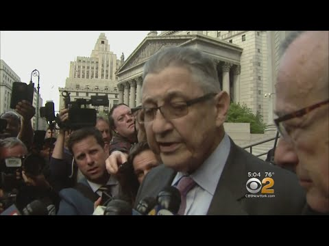 Ex-NY Assembly Speaker Sheldon Silver Gets 7 Years In Prison