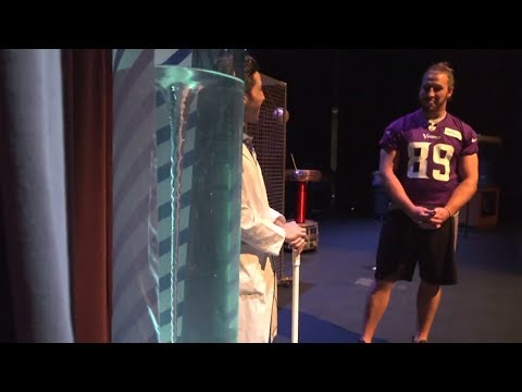 Skol Science: Storms On Stage with David Morgan