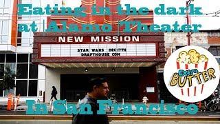 A look inside Alamo Theater in San Francisco