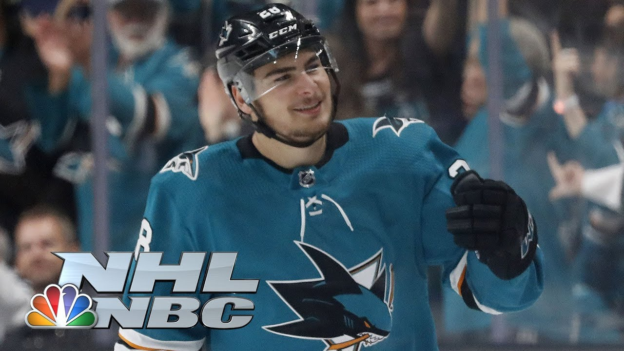 NHL Stanley Cup Playoffs 2019: Blues vs. Sharks | Game 1 Extended Highlights | NBC Sports