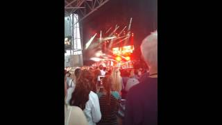 Hunter Hayes - I Want Crazy - Live  - Toronto, ON