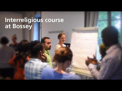 An Interreligious Summer School at the WCC's Ecumenical Institute, Bossey
