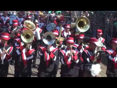 1° Centro Escolar Estado de Israel - Nahuizalco (XI Festival de Bandas Juayúa 2015)