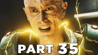 SPIDER-MAN PS4 Walkthrough Gameplay Part 35 - ELECTRO (Marvel's Spider-Man)