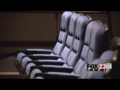 VIDEO: Oklahoma theaters prepare for alcohol for movie-goers