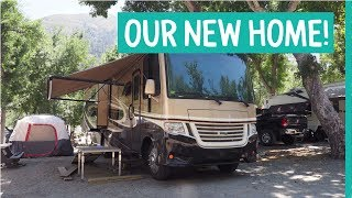 STARTING OUR FULL TIME RV LIFE - LIVE YOUR SOMEDAY NOW
