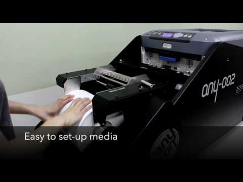 Digital label printer any-002 - Anytron(Bitek technology)