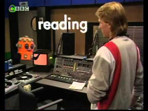 Geordie Racer - Look and Read BBC Complete show Pigeon Racing Blue Flash