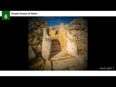 10 Hidden Secrets Of Ancient Malta