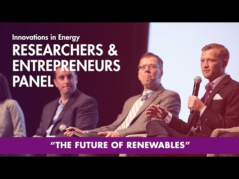 Innovations in Energy Panel - Tom Tom Founders Festival