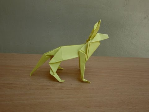 How To Make A Paper Shepherd Dog Easy Tutorials Youtube