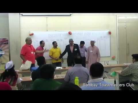Meeting 218 - Bombay Toastmasters - 28 JAN 2017