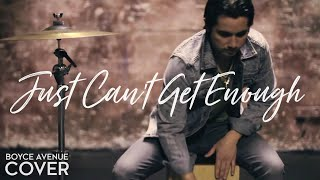 Black Eyed Peas - Just Can't Get Enough (Boyce Avenue cover) on Spotify & Apple thumbnail
