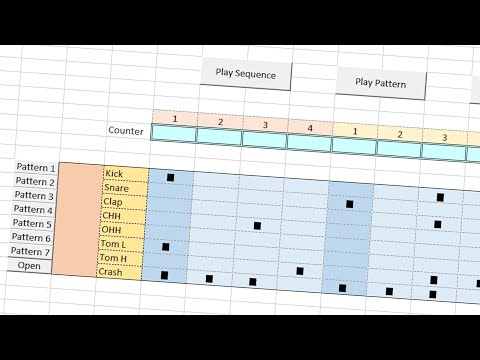 Someone made an Excel drum machine, and it's amazing | MusicRadar