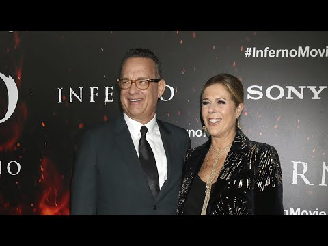 Celebrity couple Tom Hanks, Rita Wilson contract COVID-19