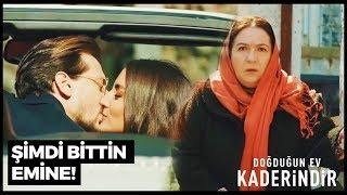 Sultan, Emine ve Faruk'u Öpüşürken Yakaladı | Doğduğun Ev Kaderindir 11. Bölüm