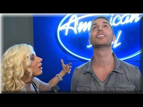 Jax & Nick Fradiani | Nick to Work His Hotness | American Idol Season 14 Top 10
