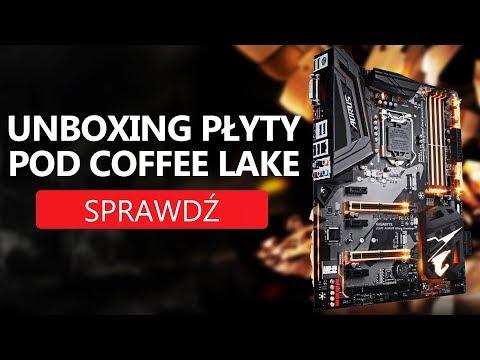 Unboxing płyty do Coffee Lake | GIGABYTE Z370 AORUS ULTRA GAMING