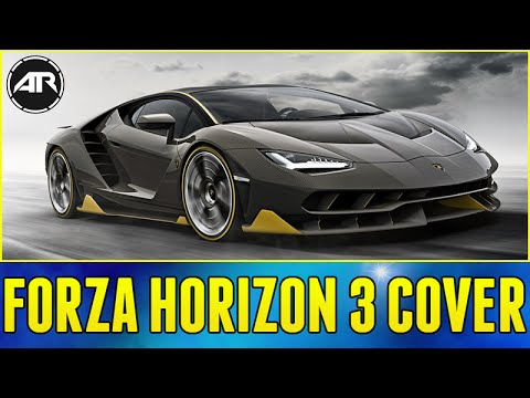 Forza Horizon 3 Cover Car Confirmed 6 PC New Info