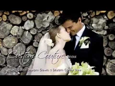 Custom Couture Bridal: Online Wedding Dress Couture Service