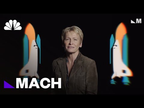 Realizing The Dream Of Space: Astronaut Peggy Whitson On First Time Leaving Earth | Mach | NBC News