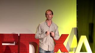 Una historia de reconocimiento, maestros y... matemáticas | Eduardo Sáenz de Cabezón | TEDxAlcoi