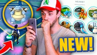 Pokemon GO - GREATEST *INCENSE* SPAWN EVER + NEW TRACKING UPDATE!