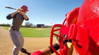 GoPro Baseball: CJ Wilson - Behind the Eyes