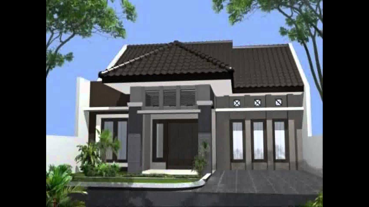 trend model atap rumah minimalis terbaru - YouTube