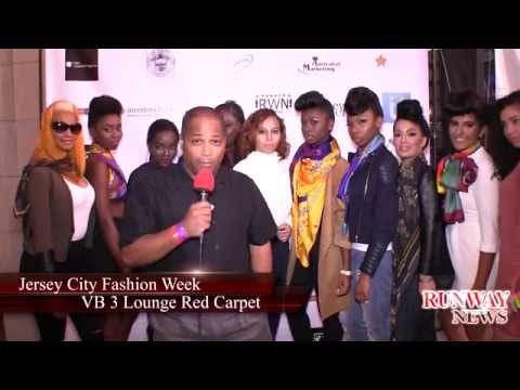 Jersey City Fashion Week - Launch event at VB 3 Lounge