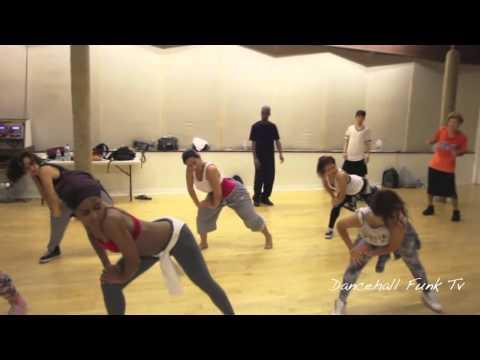 Dancehall Funk   Mr  Vegas   Bruk It Dung @DancehallFunk Choreography @DRDanceStudio