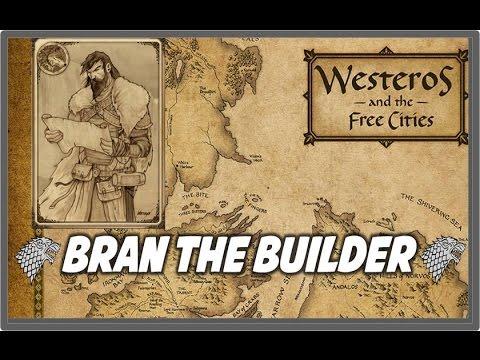 Bran the Builder: Legendary Founder of House Stark