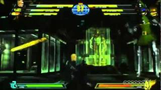 Marvel Vs Capcom 3 Wesker NEW CHARACTER Teaser Trailer TGS 2010