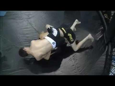 Robert Miller Vs  Dylan Starnes MMA Fight Martinsville va