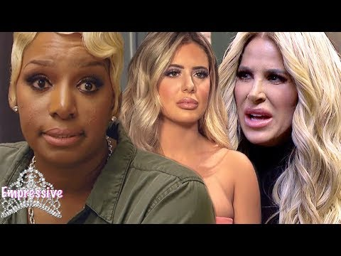 Download Youtube: Nene Leakes calls Kim Zolciak and her daughter r@cist for claiming she has roaches in her house