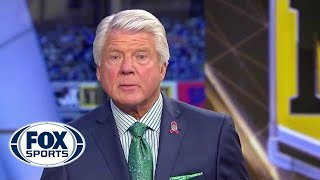 How would Jimmy Johnson be handling Colin Kaepernick?