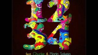 Laidback Luke feat. Chuckie & Martin Solveig - 1234 Harder Better Faster Stronger (N!gel's Bootleg)