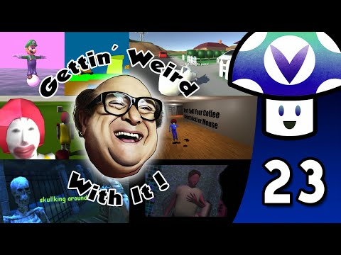 [Vinesauce] Vinny - Gettin' Weird With It (part 23)