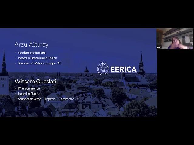 E-Residency Webinar: Ask e-resident entrepreneurs Wissem & Arzu about e-Residency