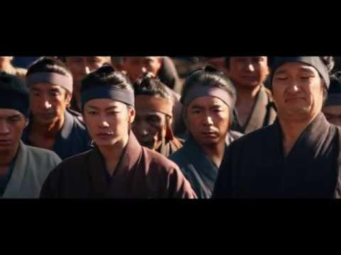 佐藤健×小松菜奈×森山未來×染谷将太『サムライマラソン』特報
