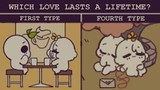 7 Types of Love Bขt Only One Lasts a Lifetime