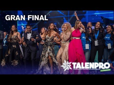Gran Final TALENPRO 2019 (Show Completo)